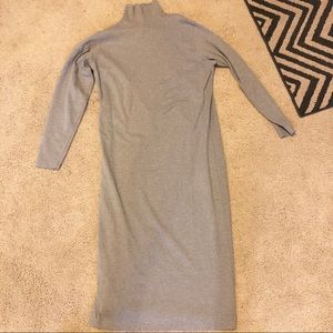 J Crew Sweater Dress midi (NWOT)